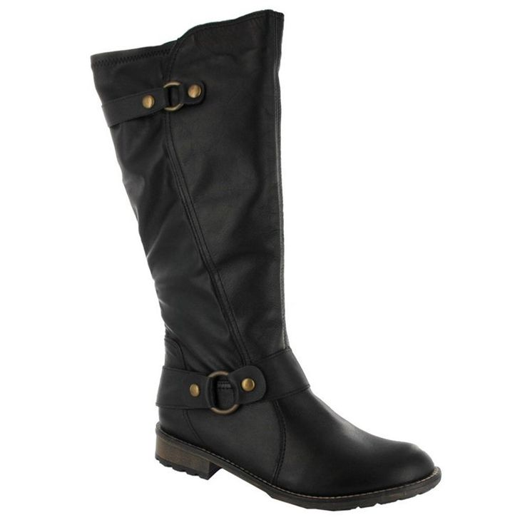 Womens boots in different colors. Sizes 42 - 45.http://www.bigshoes.gr/r3389-11.html
