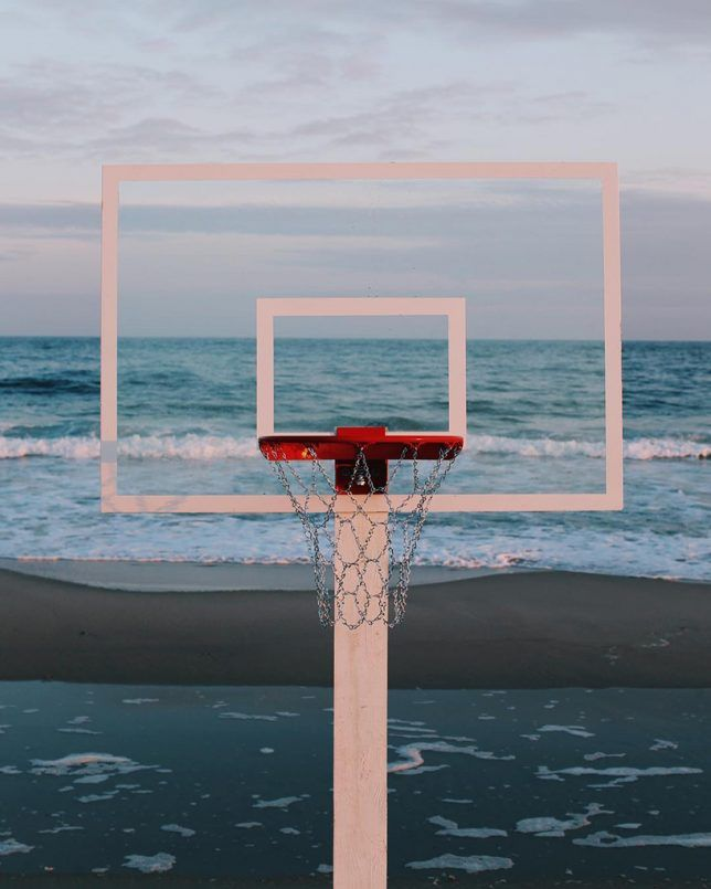 Way cooler than your standard basketball court, these custom-designed settings and hoops turn the sport into something like an interactive art installation in which the players 'perform&#8217…