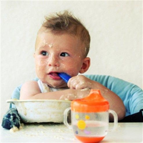 Jesper Juul: Was tun, wenn Kinder mit dem Essen spielen? - Kolumne von Jesper Juul - derStandard.at › Familie