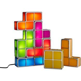 Buy Tetris Light at Argos.co.uk - Your Online Shop for Novelty lighting, Novelty lights.
