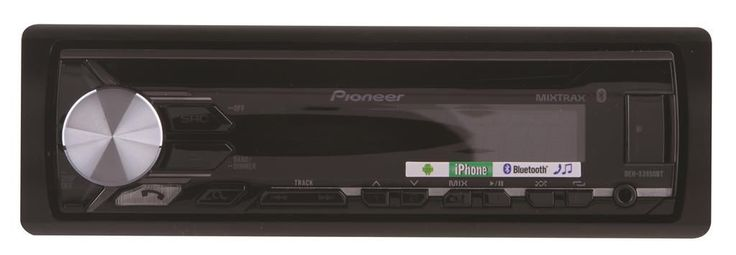 Pioneer Bluetooth, Usb & Mp3 Head Unit   Buy Online in South Africa   takealot.com