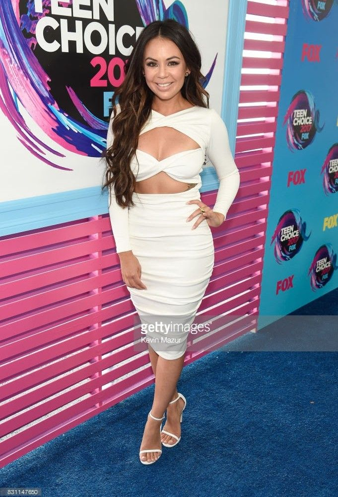 072744dbbcf Image result for dresses that janel parrish wore. Image result for dresses  that janel parrish wore Teen Choice Awards 2017 ...
