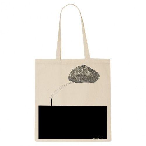 The Melancholy Tote Bag - Jesper Waldersten