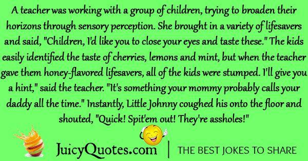 Funny Little Johnny Joke -2