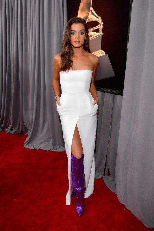 (Lester Cohen via Getty Images) Grammys 2018: Hailee Steinfeld