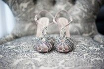 Sparkly Chaussures de mariage Chaussures de mariage ♥ Chic et à la mode