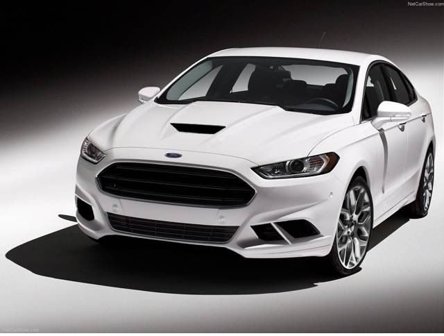 2016 ford fusion new features