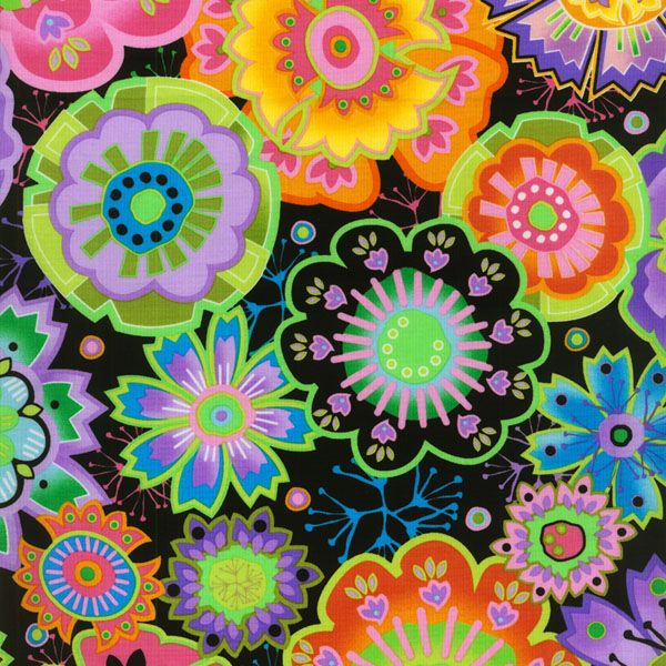 RJR Fabrics, bloom crazy