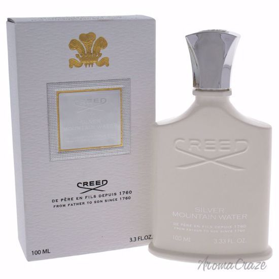 Creed Silver Mountain Water Edp Spray Unisex 3 3 Oz In 2019 Creed Fragrance Creed Perfume Creed Parfum