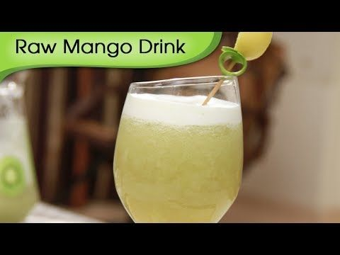 Raw Mango Drink - Aam Panna - Easy To Make Homemade Quick Summer Drink R...