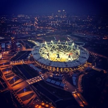 Olympic stadium #London #TeamGB