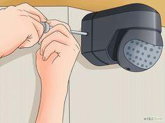 Aprende a instalar un sistema de cámaras de seguridad en casa vía es.wikihow.com