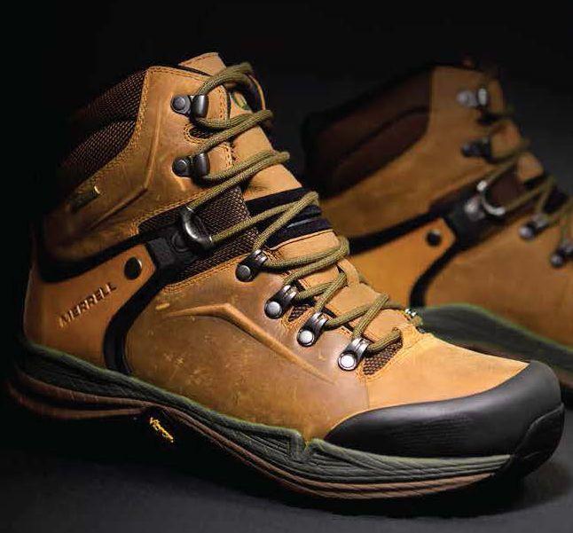 挑戰高山,你要挑對正確的登山鞋