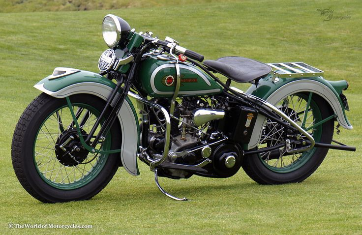 1936 Harley-Davidson Model R Model 36R 750cc Flathead Side-Valve V-Twin Owner: David Reidie, Australia