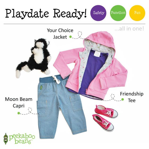 Teddy Lovin' Bean! | Peekaboo Beans - playwear for kids on the grow! | Contact your local Play Stylist or shop On-Vine at www.peekaboobeans.com | #PBPlayfulPairings