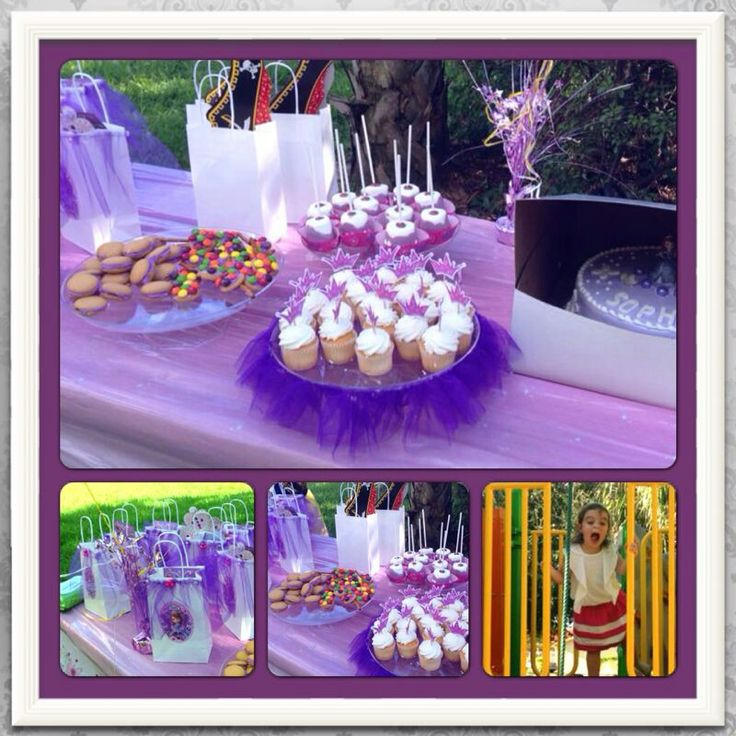 Sophia The First Party Ideas Pinterest