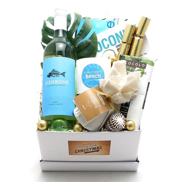 Beach Christmas Gift Hamper