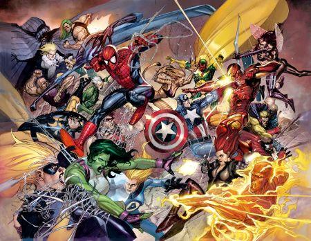 Новость: «Фантастическая четверка» может вернуться к Marvel