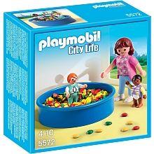Playmobil  - Piscine à balles pour bébés - 5572