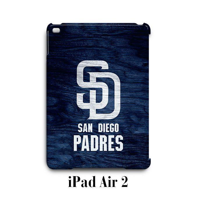 San Diego Padres Custom iPad Air 2 Case Cover Wrap Around