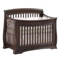 "Natart ""Bella"" 5-in-1 Convertible Crib!"