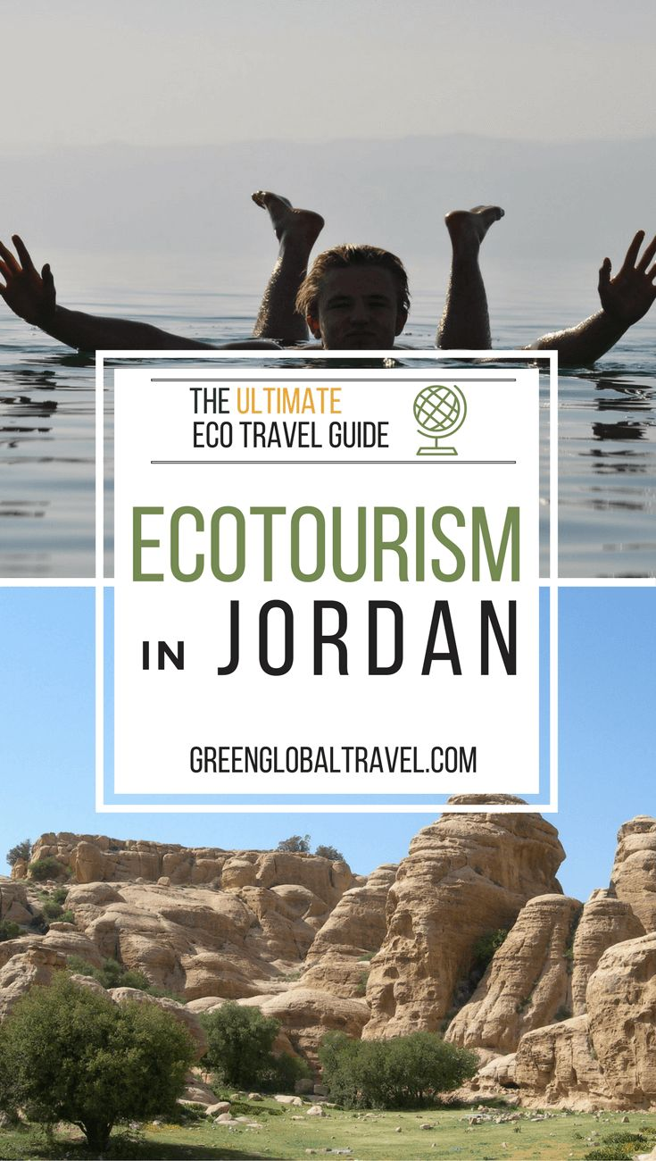 Ecotourism in Jordan - The Ultimate Eco Travel Guide via @greenglobaltrvl