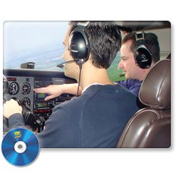 Flight Instructor / FOI Written Test Prep - DVD for Windows - Includes the Complete CFI / FOI  Ground School & Test Question Review that guarantee you'll pass the FAA Knowledge Test.