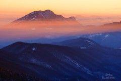 Serban Simbotelecan - Godeanu Mountains