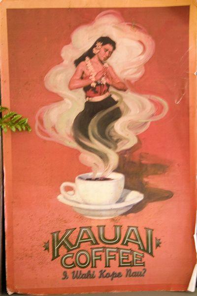 Kauai Coffee  (and a few other Hawaiian tidbits)