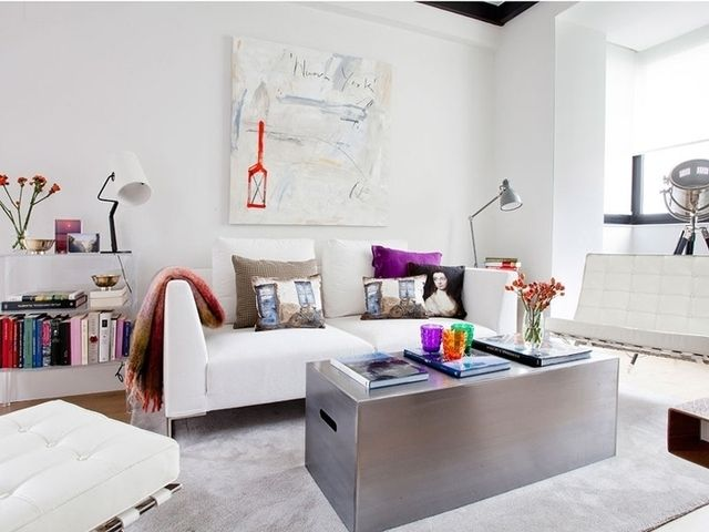 Женственный лофт в Мадриде https://www.facebook.com/FAQinDecor/posts/388876051300570 #FAQinDecor #design #decor #architecture #interior #art #дизайн #декор #архитектура #интерьер