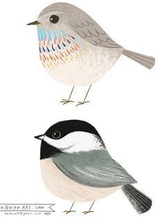 #kleine Vögel