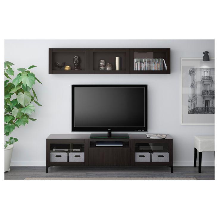 die besten 25 tv wand ikea ideen auf pinterest tv wand. Black Bedroom Furniture Sets. Home Design Ideas