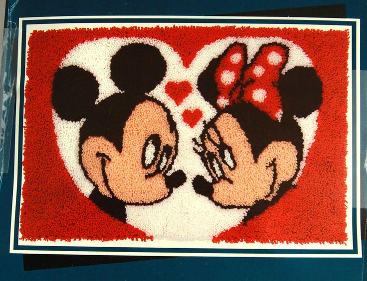 74 Best Latch Hook Rugs Images On Pinterest Latch Hook