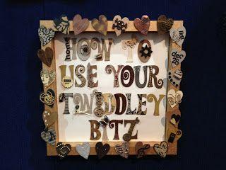 Sharing My Passion: Twiddleybitz