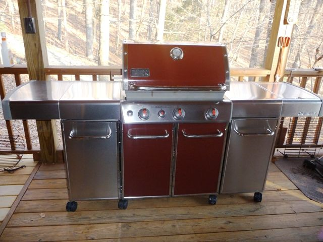 Posted Image Outdoor Kitchen Pinterest Weber Grill And