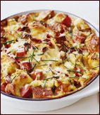 ham and cheese strata this is my go to brunch recipe i always get - Cheese Strata Recipes Brunch