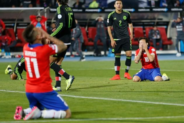 Copa America 2016 Quarterfinal: Watch Mexico vs Chile Live Online