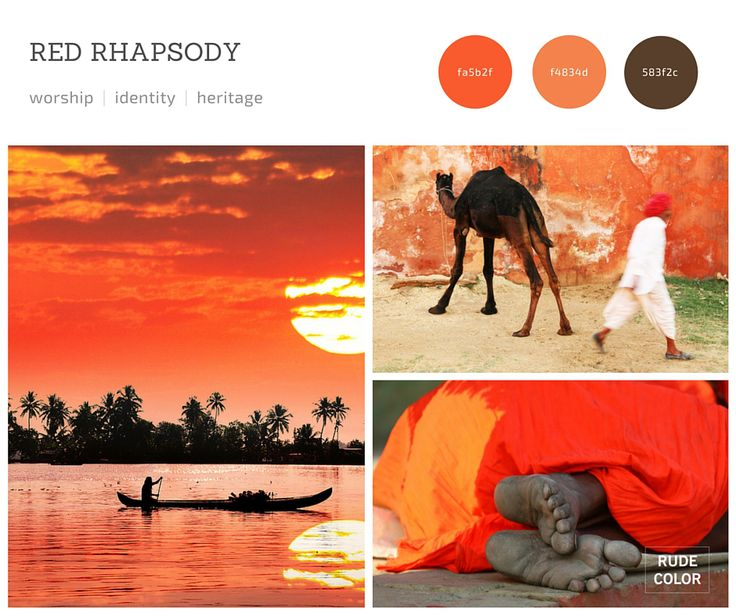 Rudecolor_India_Color_Trends_7 #inspiration #trends #2016 #colortrends #colorscheme #color #palette #scheme