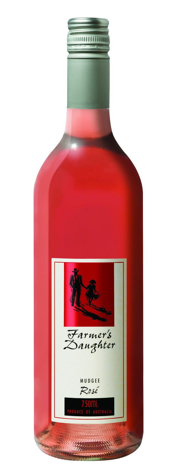 Farmer's Daughter Wines - 2013 Rose | Farmer's Daughter Wines