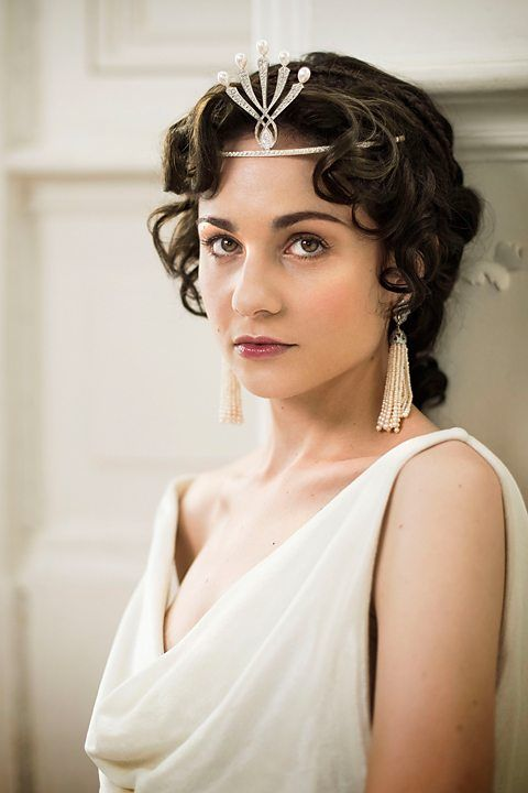 War and Peace - Helene Kuragina Played by Tuppence Middleton