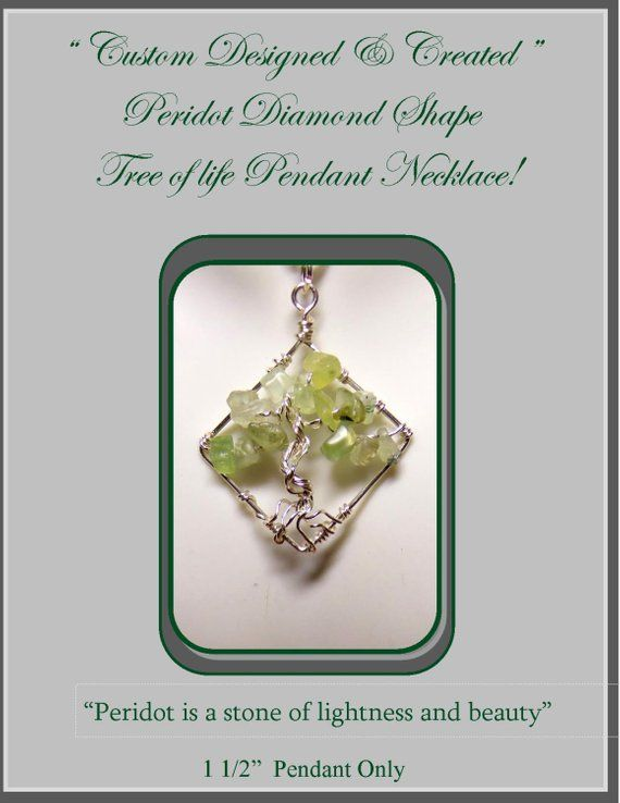 mother gift - wife gift - daughter gift - Peridot,August birthstone