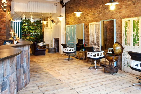 London Hair And Beauty Salons - Alternative Salon Guide London's salon scene has come of age. No longer the reserve of ladies who lunch with bouffant 'dos, a new generation of alternative beauty and hair salons has taken over our fair city.