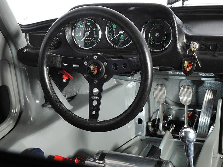 Porsche 904 Carrera GTS - 1963 - dash