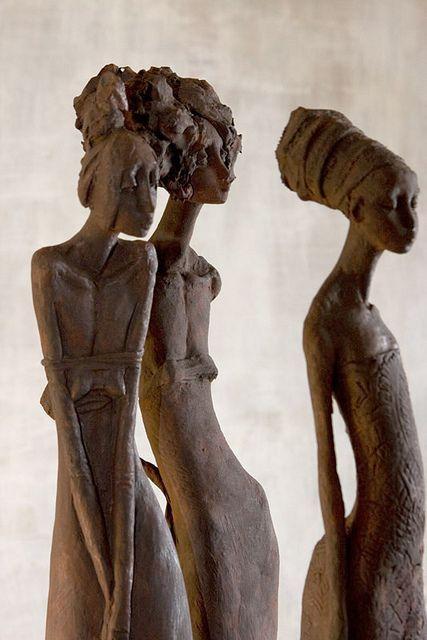 sculptural group by Valerie Hadida (annajungdesign)