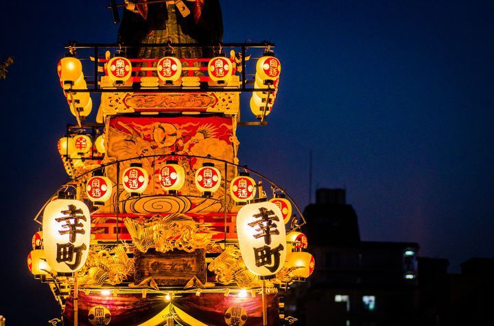秋のお祭はいかが?1年で最も小江戸川越がアツくなる「川越まつり」開催