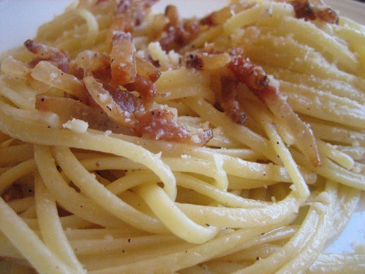 Le ricette di Francy: spaghetti alla gricia