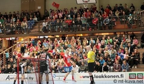 Happee-SPV Floorball #salibandy 2012