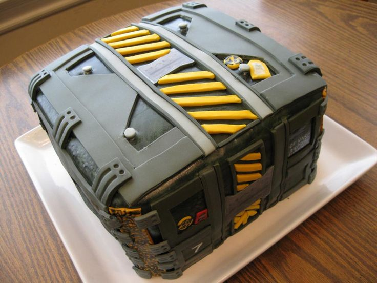 Celebrate Halo Reach's Launch With Legendary Edition Cake! - News - www.GameInformer.com