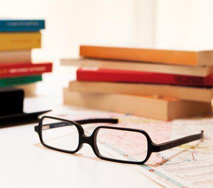 Reading glasses black 1 - Moleskine ®