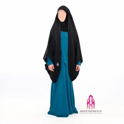 Jilbab Manteau - This is very beautiful. I aspire my dress to be more pleasing to Allah.